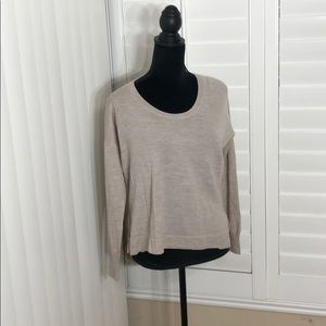 Madewell womans small beige too